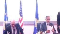 Marrëveshje dypalëshe SHBA-Kosovë