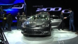 Detroit Showcases Dramatic Turnaround at Auto Show