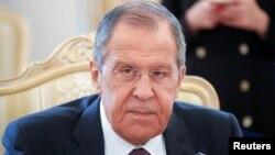 Ministan Harkokin Wajen Rasha Sergei Lavrov