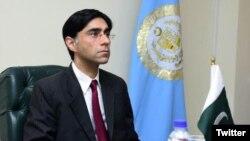 پاکستان کے قومی سلامتی کے مشیر معید یوسف