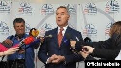 Premijer Crne Gore Milo Đukanović na otvaranju šestog 2BS (To Be Secure) Foruma u Budvi. (Foto: Služba za odnose s javnošću)