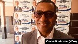 Carlos Vila Nova, Presidente eleito de São Tomé e Príncipe