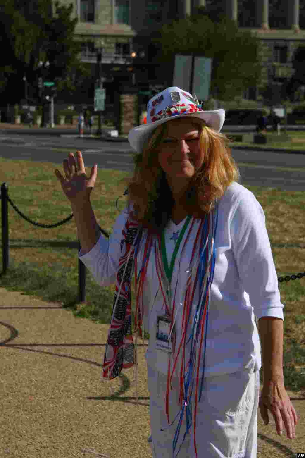 Вашингтон – 11 сентября 2010
