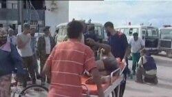 利比亚临时政府力量在苏尔特重新集结