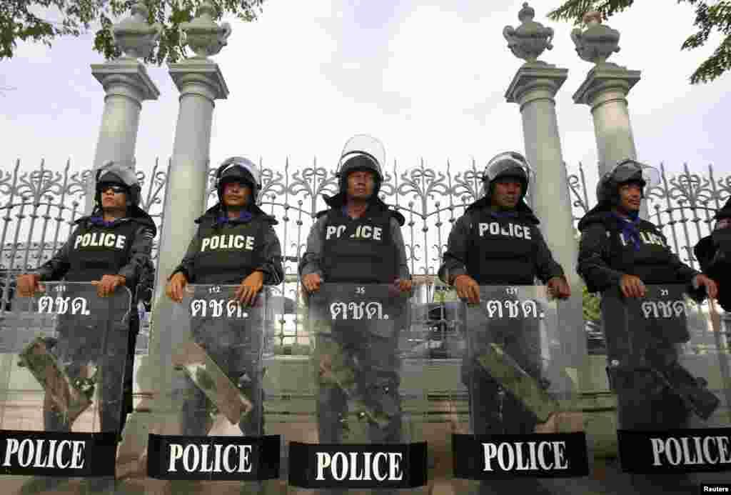 حکومت نے دارالحکومت اور اس کے گرد و نواح کے علاقوں میں داخلی سکیورٹی کا اضافی ایکٹ نافذ کر دیا۔