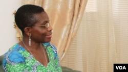 Antoinette Sayeh, directora do Departamento África do FMI