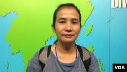 Yun Mane, chair of the Cambodia Indigenous Youth Association, is in Washington this week.