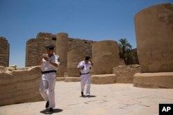 قدیم بادشاہ فرعون کا ایک معبد