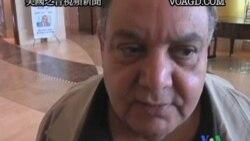 2011-11-20 美國之音視頻新聞: 利比亞商討將卡扎菲次子交給國際刑事法庭