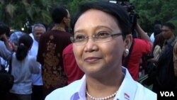 Menteri Luar Negeri Retno Lestari Marsudi (Foto: dok.)