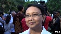 Menteri Luar Negeri Retno Lestari Marsudi (Foto: dok).