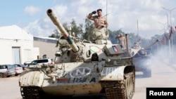 利比亞士兵