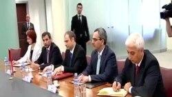 Ministri Aldo Bumçi viziton Maqedoninë