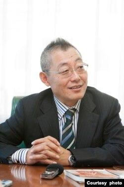 楊海英教授(照片来源:本人提供)