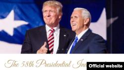 ۴۴ رئیس جمهوری، ۵۷ مراسم سوگند برگزار کرده اند و ترامپ و پنس پنجاه و هشتمین تحلیف را برگزار می کنند.