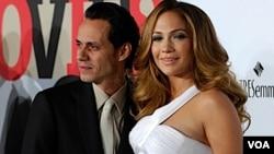 Anthony fue el tercer esposo de la actriz y cantante, mientras que JLo fue la segunda esposa de Anthony.