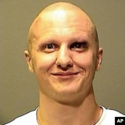 Jared Lee Loughner, the suspect in the attempted assassination of US Representative Gabrielle Giffords, is shown in this Pima County Sheriff's Forensic Unit handout photograph released, 10 Jan 2011
