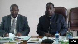 Emhlanganweni weZanu PF Central Committee