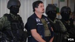Limón Sánchez, uno de los diez narcotraficantes mexicanos más buscados por la DEA.