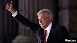Lopez Obrador Mexico