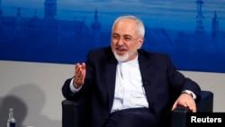 ایرانی وزیر خارجہ جواد ظریف