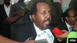Rais wa Somali, Hassan Sheikh Mohamud