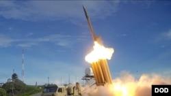 美国欲在韩部署末端高空区域防御系统(美国国防部照片)