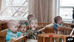 Дом малютки в г. Бишкек