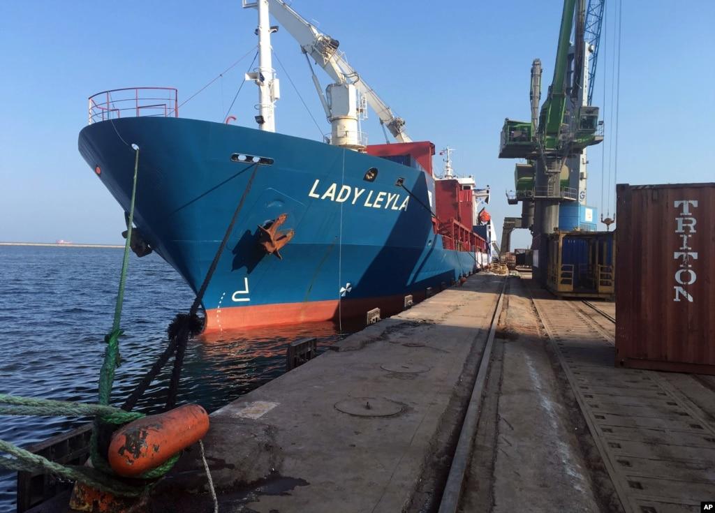 Turkish Humanitarian Aid Heads to Gaza Via Israeli Ports