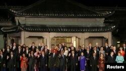 西方通讯社镜头下的G20杭州峰会