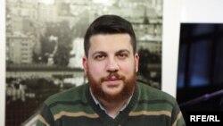 Russia -- Leonid Volkov, politician, oppositional activist