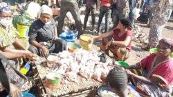 """Bobo-Dioulasso: djkonkon bena """"insécurité alimentaire"""" son ka do, ouw ka mara kono. VOA Alidou Ouedraogo.."""