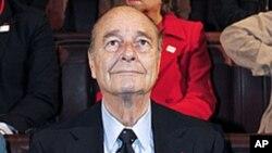 ອະດີດປະທານາທິບໍດີຝຣັ່ງ ທ່ານ Jacques Chirac (15 ທັນວາ 2011)