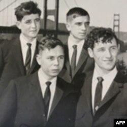 Визит советских моряков в США в 1960-м году