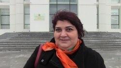Xədicə İsmayılova: Akif Çovdarovun azadlığa buraxılması cəmiyyət üçün ciddi mesajdır