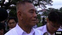 Menhan Ryamizard Ryacudu mengatakan Jumat (11/9) bahwa Indonesia akan meningkatkan pertahanan di kawasan Natuna, Laut China Selatan (foto: dok).
