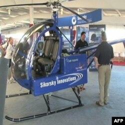Helikopter Sikorski kojeg pokreću baterije