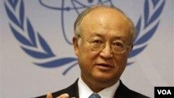 Direktur Badan Energi Atom Internasional (IAEA), Yukiya Amano