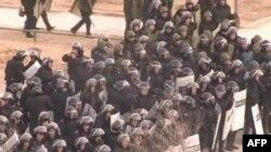 Qazaxıstanda qarşıdurma zamanı 15 nəfər öldürülüb