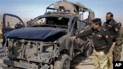 اغوا کی ذمہ داری کالعدم بلوچ عسکری تنظیموں نے قبول کی ہے جو علاقے میں دہشت گردانہ کارروائی کرتی رہتی ہیں