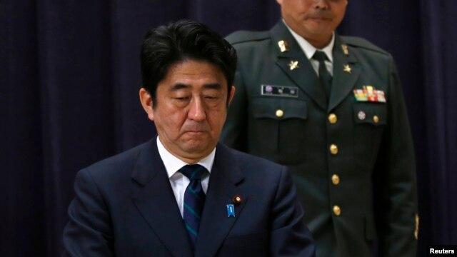 Japanski premijer Šinzo Abe