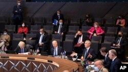 NATO samit u Briselu, 14. juni 2021.