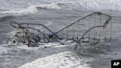 Последствия урагана «Сэнди», Нью-Джерси