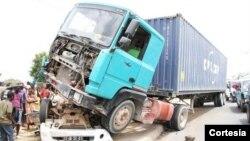 Acidentes de carro são a segunda causa de morte em Angola