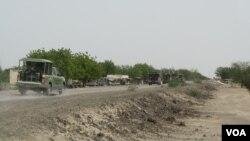 Nhóm Hồi giáo Boko Haram hoạt động trong khu vực hẻo lánh gần biên giới Cameroon, Niger và Chad.