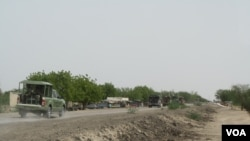 Boko Haram operates in remote areas near the borders with Cameroon, Niger and Chad. (Heather Murdock/VOA)