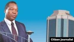 Central Bank governor John Mangudya