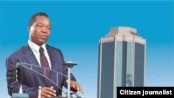 Gubernur Bank Sentral Zimbabwe John Mangudya.