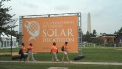 Students Architects Shine in Solar Energy Contest