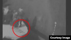 Cuplikan video dari CENTCOM yang menunjukkan indikasi keterlibatan Iran dalam serangan tanker, 13 Juni 2019.